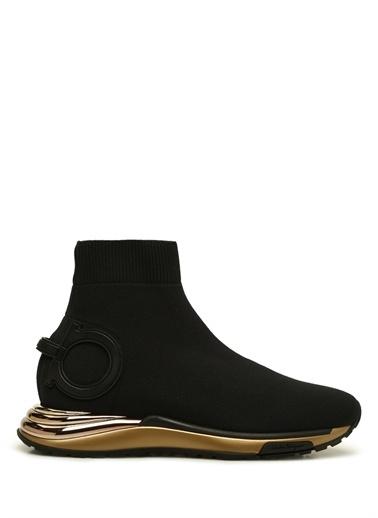 Salvatore Ferragamo Spor Ayakkabı Siyah